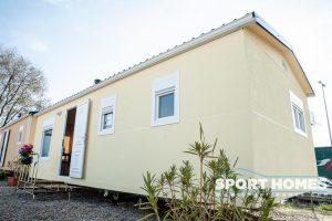 Casa prefabricada Caribe Jamaica exterior