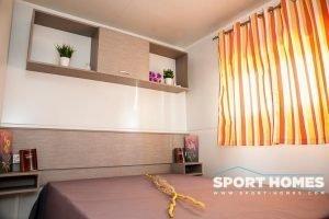 Casa prefabricada Caribe Jamaica habitación matrimonio