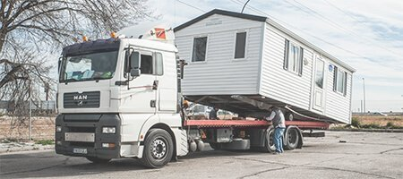 Sport Homes transporte de mobil homes y casas prefabricadas