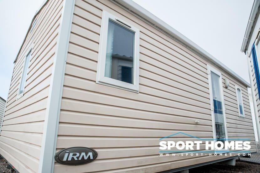Casa prefabricada IRM Domino exterior