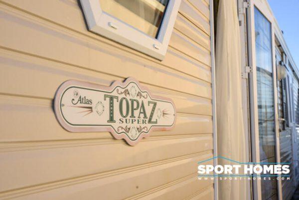 Casa prefabricada Atlas Topaz vista exterior