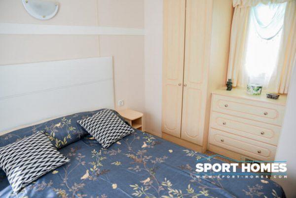 Casa prefabricada Atlas Topaz vista habitación