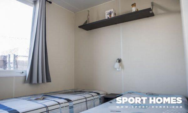 Casa prefabrida de ocasión Ohara Ophea 734 Luxe habitación