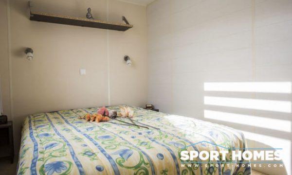 Casa prefabrida de ocasión Ohara Ophea 734 Luxe habitación d ematrimonio