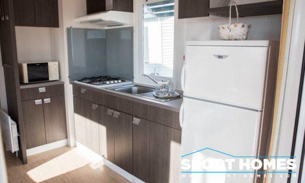 Casa prefabrida de ocasión Ohara Ophea 835T cocina