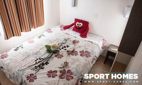 Casa prefabrida de ocasión Ohara Ophea 835T habitación de matrimonio