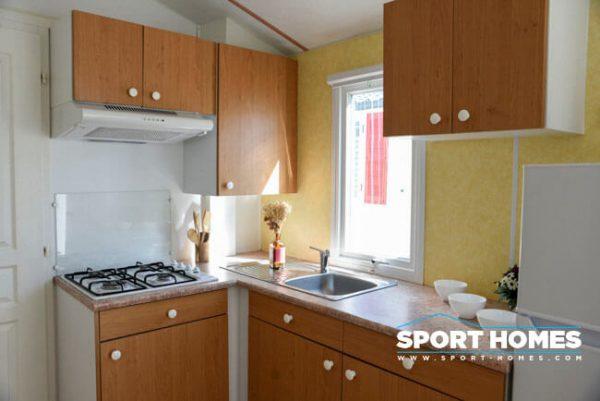 Casa prefabrida de ocasión Riderev Bermudas 3 CH cocina 2