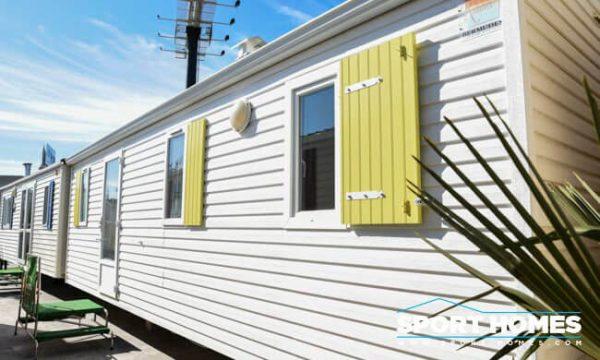 Casa prefabrida de ocasión Riderev Bermudas 3 CH exterior