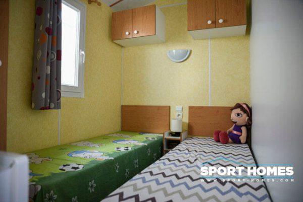 Casa prefabrida de ocasión Riderev Bermudas 3 CH habitación 1