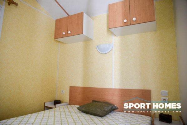 Casa prefabrida de ocasión Riderev Bermudas 3 CH habitación de matrimonio