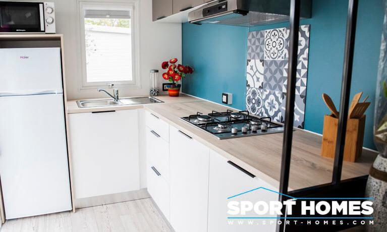 Casa Prefabricada nueva Dú Louisiane Sport 842 cocina 2