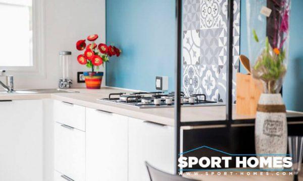 Casa Prefabricada nueva Dú Louisiane Sport 842 cocina