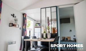 Casa Prefabricada nueva Dú Louisiane Sport 842 comedor-cocina