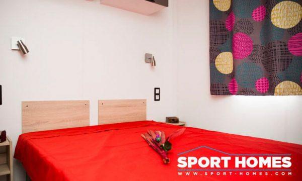 Casa Prefabricada nueva Dú Louisiane Sport 842 dormitorio matrimonio