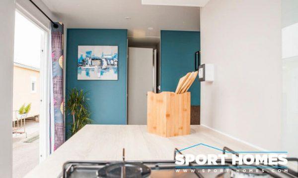 Casa Prefabricada nueva Modular Sport cocina detalle