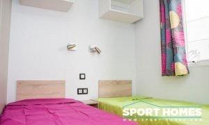 Casa Prefabricada nueva Modular Sport habitación