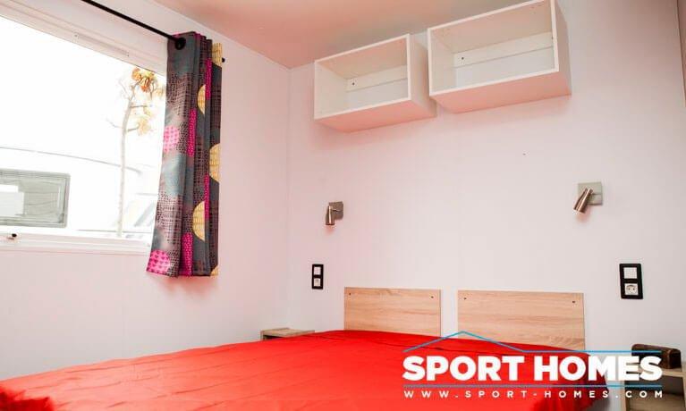 Casa Prefabricada nueva Modular Sport habitación matrimonio