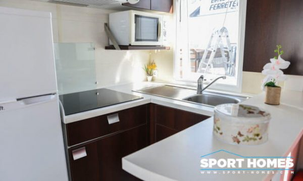 Casa Prefabricada de ocasión Ohara Ophea 2CH Luxe cocina 2