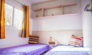 Casa Prefabricada nueva Caribe Nicaragua dormitorio