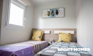Casa prefabricada nueva Caribe Plus Costa Rica habitación 2