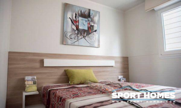 Casa prefabricada nueva Caribe Plus Costa Rica dormitorio matrimonio