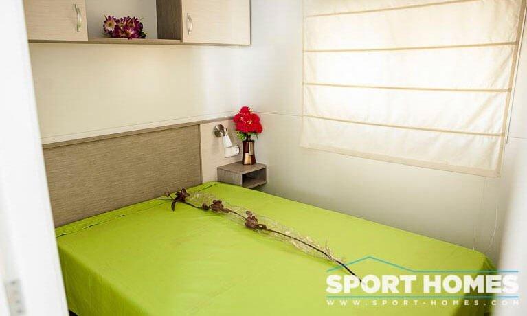 Casa prefabricada nueva Caribe Plus Costa Rica 3CH dormitorio matrimonio