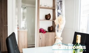 Casa prefabricada nueva Caribe Plus Guatemala detalle