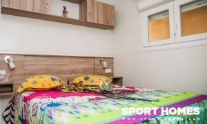 Casa prefabricada nueva Caribe Plus Guatemala dormitorio matrimonio