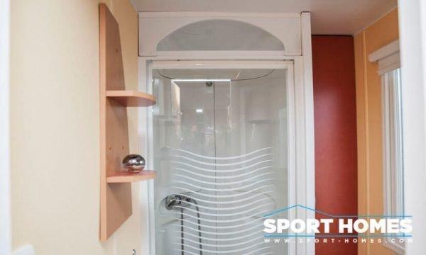 Casa prefabricada ocasión IRM Super Mercure ducha