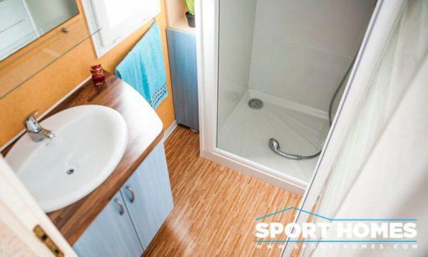 Casa prefabricada Lousiane Oceane baño