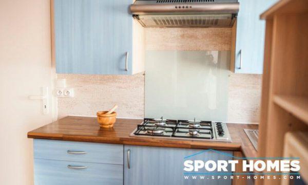 Casa prefabricada Lousiane Oceane cocina 2