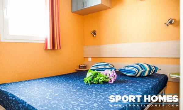Casa prefabricada Lousiane Oceane habitación matrimonio