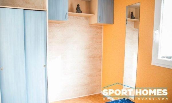 Casa prefabricada Lousiane Oceane habitación matrimonio 2