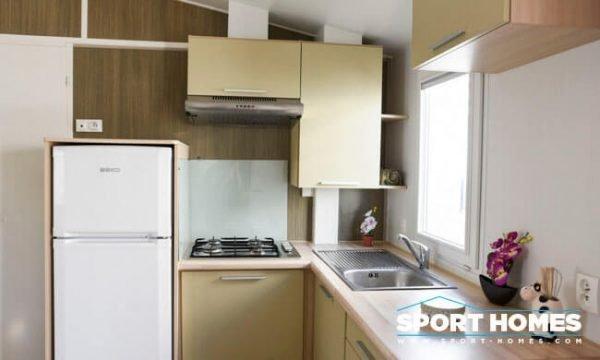 Casa prefabricada de ocasión Oceane Luxe 2 CH. Cocina 2