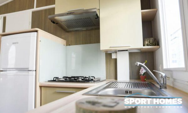 Casa prefabricada de ocasión Oceane Luxe 2 CH. Cocina