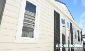 Casa prefabricada de ocasión Oceane Luxe 2 CH. Exterior