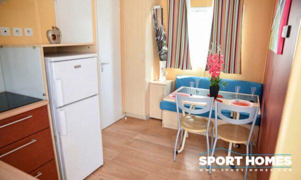 Casa prefabricada Venis 2 CH comedor - cocina