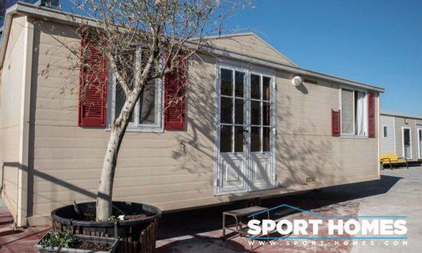 Casa prefabrida de ocasión Shelbox 2CH exterior