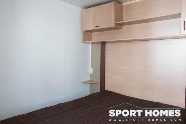 Habitación de la mobil home Sun Roller Atlantic