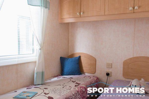 Habitación de la mobil home Willerby Westmorland 2CH