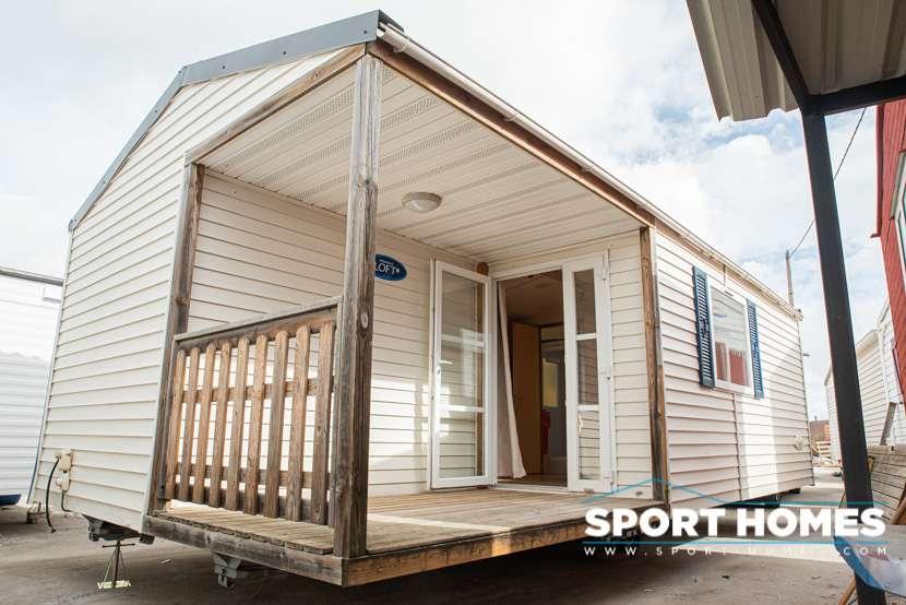 Mobil home con porche - Rapidhomes Loft