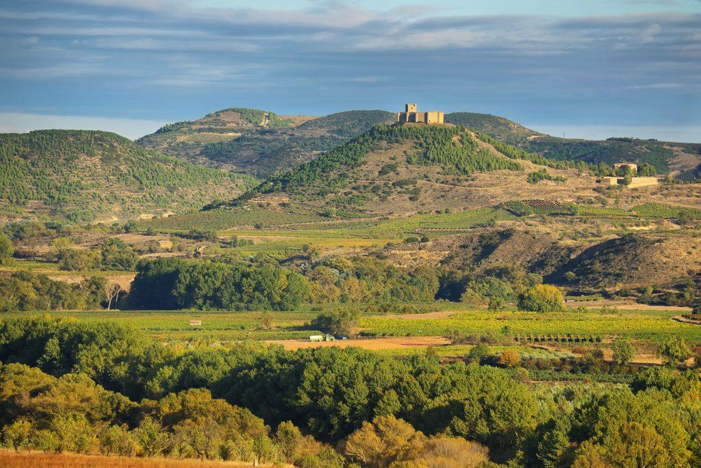 Vistas de La Rioja (España)