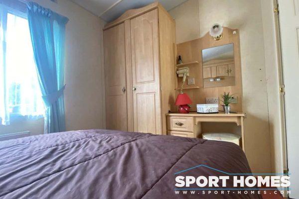 Habitación de la mobil home Cosalt Balmoral