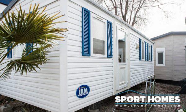 IRM Super Mercure de 2 habitaciones - ofertas en casas prefabricadas