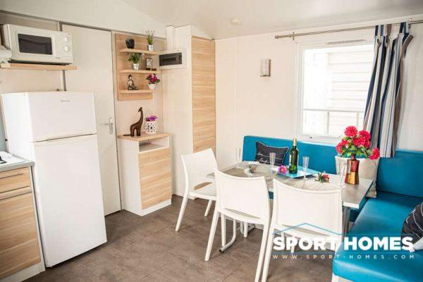 Ohara Ophea 784 de 2 habitaciones - ofertas en casas prefabricadas