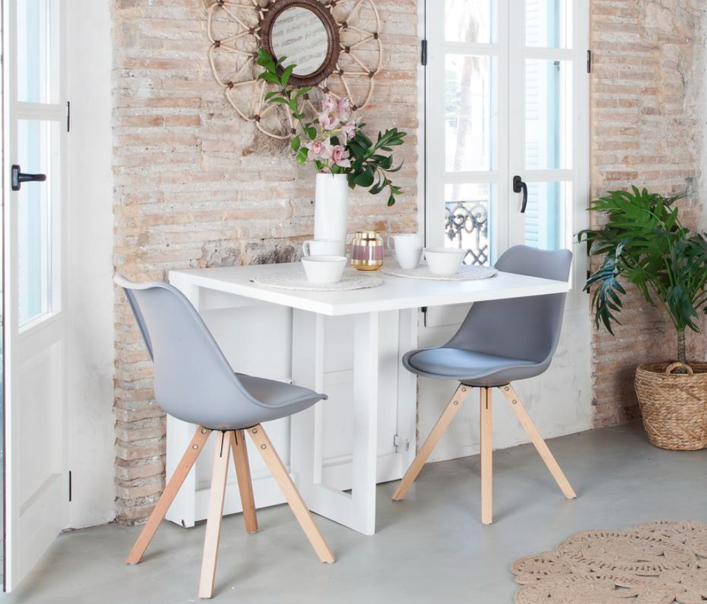 mesa plegable para mobil home